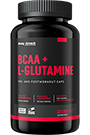 Body Attack BCAA + Glutamine 12000 - 180 Caps
