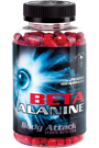 Body Attack Beta Alanine 210 Caps