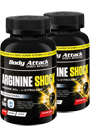 Body Attack Arginine Shock - 80 Caps Double-Pack