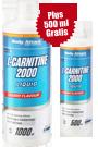 Body Attack L-Carnitine Liquid 2000 - 1000ml + 500ml Gratis
