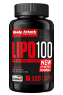 Body Attack LIPO 100 120 Caps