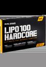 Body Attack LIPO 100-HARDCORE - 20 Caps