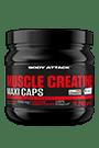 Body Attack Muscle Creatine (Creapure) - 240 Maxi-Caps