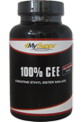 My Supps 100% Creatine Ethyl Ester Malate CEE 100g