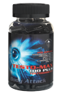 Body Attack TestoMax 100 Plus - 90 Capsules