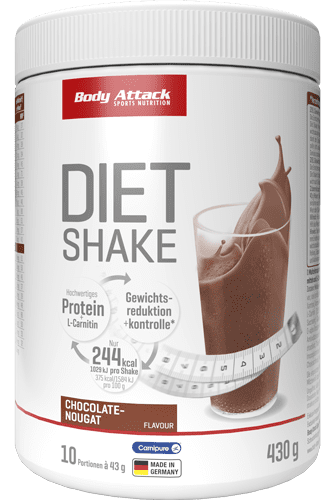 Body Attack Diet Shake - 430g