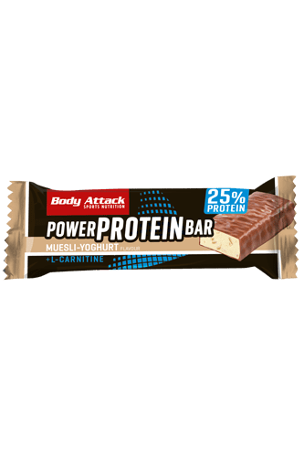 Body Attack Power Protein Bar - 35g
