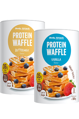 Body Attack Protein Waffle - 300g