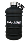 Body Attack Sports Nutrition Water Bottle XXL 2,2 Liter - Special Edition