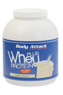 Body Attack Whey Protein Plus - 1,8 kg Tube