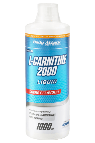 When to take l carnitine liquid