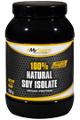 My Supps 100% Natural Soy Isolate - 750g
