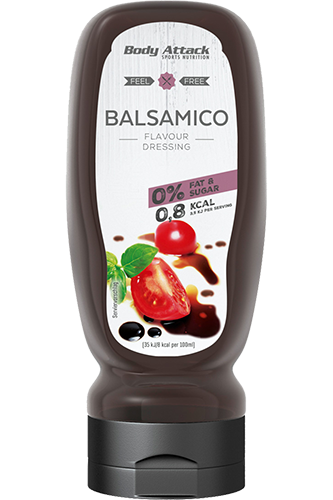 Body Attack Balsamico Dressing - 320ml