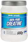 Body Attack 100% Pure Creatine  - 500g