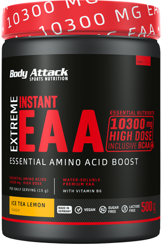 Body Attack Extreme Instant-EAA - 500g