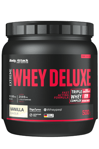 Body Attack Extreme Whey Deluxe - 500g