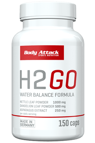 Body Attack H2GO - 150 Caps