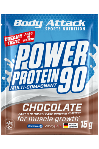 Body Attack Power Protein 90 - Sample 15g