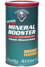 Body Attack Mineral Booster - 800g